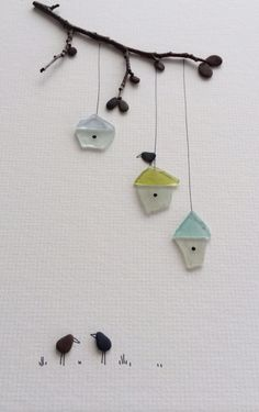 pebble art ideas | ... pebble gathering and with new pebbles comes new ideas and inspiration