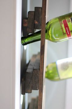 vino rack DIY5 junta