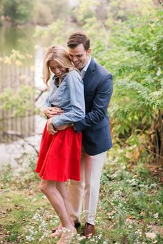 Chicago fall engagement at Lincoln Park