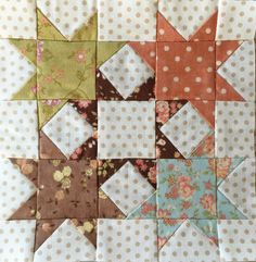 Quilt blocks and more - The Crafty Quilter