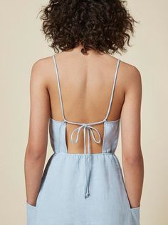 The Mandalay Dress.  https://www.thereformation.com/products/mandalay-dress-misty?utm_source=pinterest&utm_medium=organic&utm_campaign=PinterestOwnedPins
