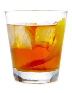 Old fashioned, I prefer it with the traditional bourbon whiskey, but rye is good too.
