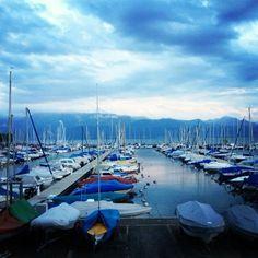 Port de Vidy Lausanne