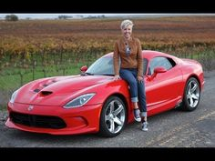 SRT Viper 2013 Review & Road Test with Emme Hall by RoadflyTV - YouTube
