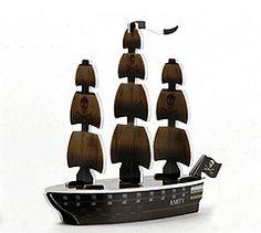 "PotCC 009 - pirate ship ""Amity"""
