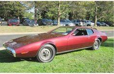 1969 CF 428  Pontiac Farago