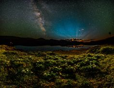 indi pass lake moonset &Milky Way | by tmo-photo