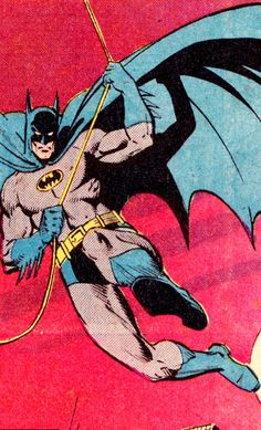 comicbookvault:BATMAN #421 (July 1988)Art by Dick Giordano (pencils), Joe Rubinstein (inks) & Adrienne Roy (colors)