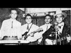 Hank The Drifter And His Drifting Hillbillies - Don't You Lock Your Daddy Out - YouTube