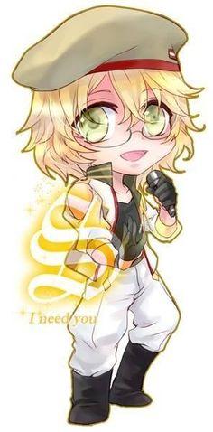 UtaPri ~~ Chibi STARISH :: Natsuki