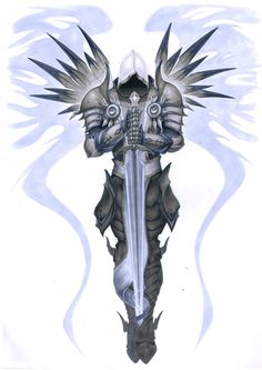Tyrael by DanOliveira.deviantart.com on @deviantART