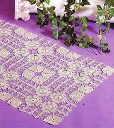 Um encanto esta toalha de mesa!