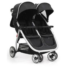 BabyStyle Oyster Twin Lite Stroller-Black Featuring a lightweight compact folding chassis for easy storage and transportation, the Oyster Twin Lite is as convenient as it is easy to handle. The Twin Lite shares many of the familiar features o http://www.MightGet.com/march-2017-1/babystyle-oyster-twin-lite-stroller-black.asp