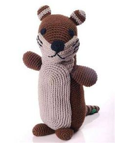 Pebble Fair Trade Otter