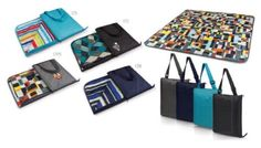 Picnic-Time-VISTA-OUTDOOR-BLANKET-Washable-outdoor-zips-into-a-carry-tote