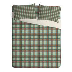 60 x 80 Deny Designs Rebecca Allen Leopard And Mint Fleece Throw Blanket