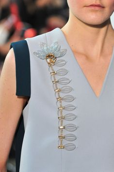 Delpozo at New York Fall 2014 (Details)