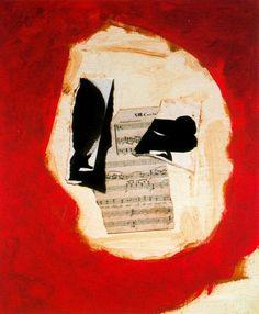 Robert Motherwell, Cantata No. 13, 1960