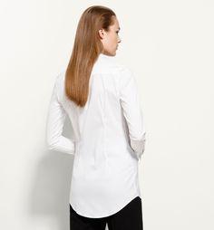 BLUSÓN POPELÍN STRETCH - Ver todo - Camisas y Blusas