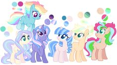 My Little Pony Drawing, Mlp My Little Pony, My Little Pony Friendship, Wendy Anime, Filles Equestria, Rainbow Dash And Soarin, My Little Pony Wallpaper, Cute Fantasy Creatures, Little Poni