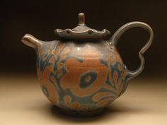 Teekanne von lorettal auf Etsy