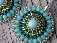 Mint Julip Doily Earrings   Flickr - Photo Sharing!