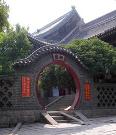 ancient traditional chinese architecture - ancient building at