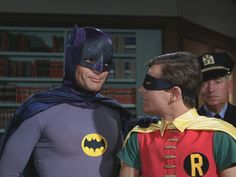 Batman and Robin (Adam West and Burt Ward). Batman 1966, Batman Comic Art, Batman And Superman, Batman Comics, Batman Robin, All Superhero Movies, Batman Tv Show, Batman Tv Series, Best Superhero