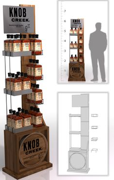 A selection of Permanent Displays I have designed. Shop Display Stands, Pos Display, Bottle Display, Display Design, Booth Design, Display Shelves, Pos Design, Rack Design, Stand Design