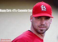 Happy Chris Carpenter Day!