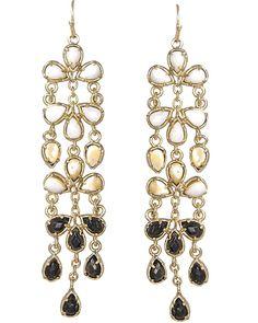 Melina Earrings in Shine - Kendra Scott Jewelry