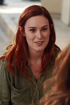 Guest star Rumer Willis seems to be hitting it off with Emily! Tune in to all new episodes of Pretty Little Liars Tuesdays at 8/7c, only on ABC Family!