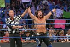 WWE : BACKLASH Results