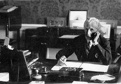 Sir George Buchanan - British ambassador to Russia.