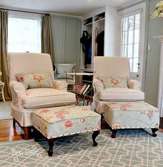 Betsy Speert's Blog: The Ottomans in Their Home.....