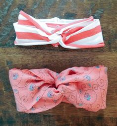 Diy Headband with old t-shirts. For kids or adults! Love it! | Craft ~ Your ~ HomeCraft ~ Your ~ Home