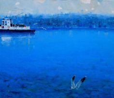 A. Celal BİNZET - Detalle Artista - Pinturas turcos