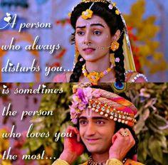 ❤❤❤❤❤ Krishna Mantra, Radha Krishna Love Quotes, Radha Krishna Pictures, Radha Krishna Photo, Krishna Photos, Krishna Art, Krishna Lila, Little Krishna, Cute Krishna
