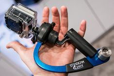CES Preview: Tiffen's Steadicam Curve For Go Pro Hero Makes Go Pro Movies Even More Epic | TechFaster