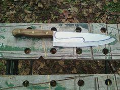 Repurposing kitchen knifes
