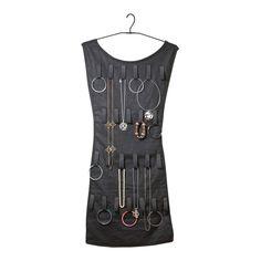 Umbra - La robe à bijoux Little Black Dress : vos bijoux organisés de manière pratique et élégante !