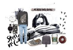 Leopard sweater by wodecai on Polyvore featuring polyvore fashion style STELLA McCARTNEY Citizens of Humanity Walnut Melbourne Olivia Burton Marc by Marc Jacobs Bershka women's clothing women's fashion women female woman misses juniors StreetStyle StellaMcCartney LeopardPrint