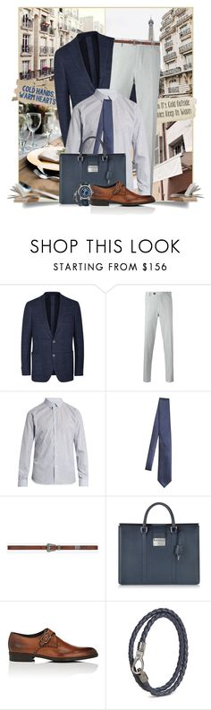 """Improvisation"" by tina-abbara ❤ liked on Polyvore featuring Lardini, Brunello Cucinelli, Valentino, Brioni, Yves Saint Laurent, Pineider, Ermenegildo Zegna, Tod's, TAG Heuer and men's fashion"
