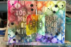 Donna Downey's Inspiration Wednesday post using Design Memory Craft.