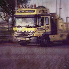 Mijn truckie