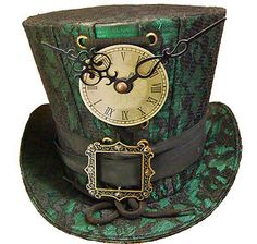Steampunk Alice. for the Mad Hatter Hot Rod: embellishment for the engine