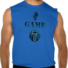GAME 7 BY J-MO-NET SLEEVELESS SHIRTS Tank Tops