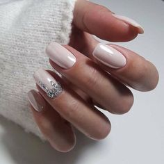 Nail art Christmas - the festive spirit on the nails. Over 70 creative ideas and tutorials - My Nails Manicure Nail Designs, Nail Manicure, Nail Art Designs, Nails Design, Gel Nail, Design Design, Nail Color Trends, Winter Nail Designs, Nagel Gel