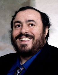 Image detail for -Happy Birthday, Luciano Pavarotti, World Famous Opera Singer