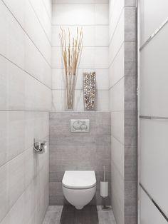 Дизайн туалета. Минимализм